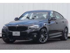 BMW320GTMスポ後期型LED黒革19AWウッドACC前後警告