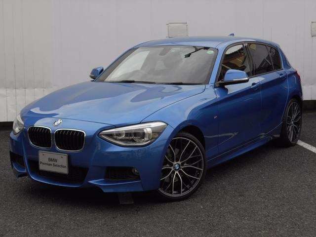 BMW 1シリーズ 120i Mスポーツ 禁煙車 純正ナビ ETC...