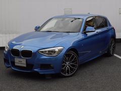 BMW120i Mスポーツ 禁煙車 純正ナビ ETC バックカメラ