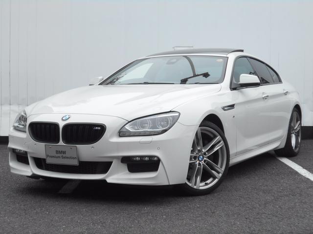 BMW 6シリーズ 640iグランクーペ Mスポーツ TVチューナ...