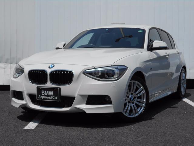BMW 1シリーズ 116i Mスポーツ ワンオーナー 禁煙車 コ...