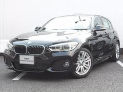 BMW118d Mスポーツ LED ドライブアシスト SOSコール