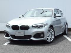 BMW118i Mスポーツ 弊社デモカー 禁煙車 バックカメラ