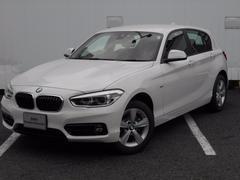 BMW118d スポーツ 弊社デモカー 禁煙車 ドライブアシスト