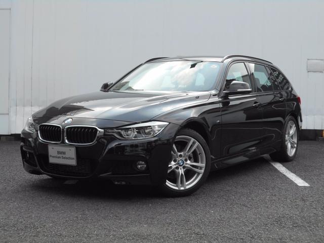 BMW 3シリーズ 318iツーリング Mスポーツ デモカー 禁煙...