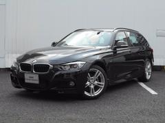 BMW318iツーリング Mスポーツ デモカー 禁煙車 Rカメラ