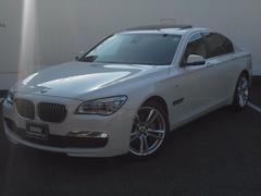 BMW740iエクスクルーシブスポーツ 禁煙車 コンフォートシート