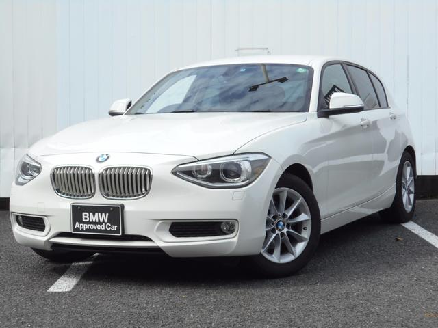 BMW 1シリーズ 116i スタイル 1オーナー 禁煙車 ナビP...