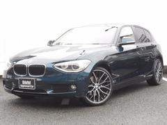 BMW116i 19インチAW キセノンライト AUX端子 ETC