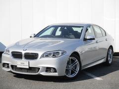 BMW523i Mスポーツ ハイラインパッケージ LEDライト
