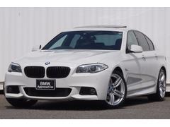 BMW523i Mスポーツパッケージ サンルーフ 19インチAW