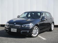BMW118i スタイル 新型ナビ クルコン 車線逸脱警告