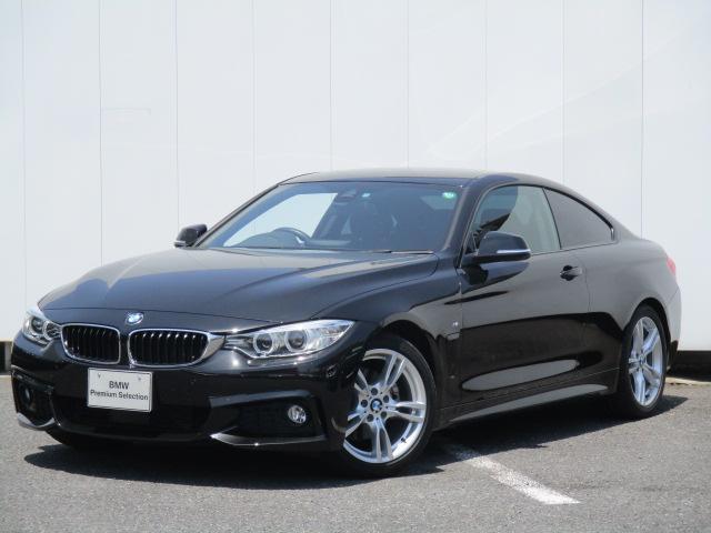 BMW 420iクーペ Mスポーツ アクティブクルーズコントロール
