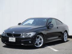 BMW420iクーペ Mスポーツ アクティブクルーズコントロール
