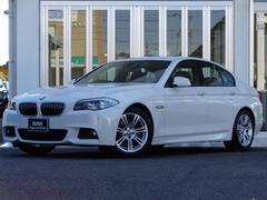 BMW523d Mスポーツハイライン  ブラックレザー 電動シート