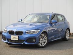 BMW118i Mスポーツ ナビリアカメラ クルコン 歩行者警告