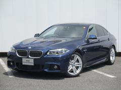 BMW523d Mスポーツ 限定車バロン LEDライト 19AW