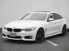 BMW420iグランクーペ Mスポーツ サンルーフ パフォーマンス