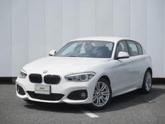 BMW118d Mスポーツ Rカメラ 自動縦列駐車