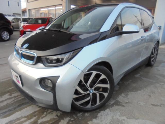 BMW レンジ・エクステンダー装備車 ワンオーナー HDDナビ