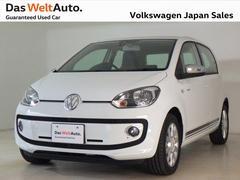 VW アップ!ジーンズ アップ! 登録済未使用車 300台限定 認定中古車