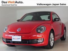 VW ザ・ビートルクラブ 特別限定車 フェンダーサウンドシステム 認定中古車