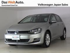 VW ゴルフラウンジ 特別仕様車 純正ナビ ワンオーナー 認定中古車