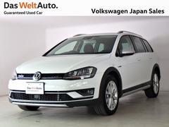VW ゴルフオールトラックTSI 4モーション アップグレードPKG ナビ 認定中古車