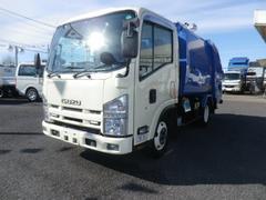 エルフトラック2トンプレスパッカー車 ハイキャブ