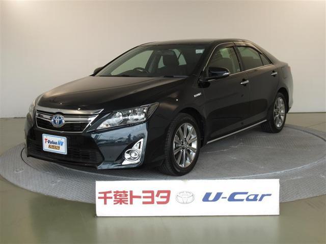 トヨタ ハイブリッド Gパッケージ・プレミアムブラック