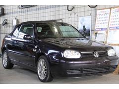 VW ゴルフカブリオレ99モデル レザー内装