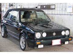 VW ゴルフカブリオレクラシックライン Goo鑑定車 レザー内装