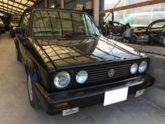 VW ゴルフカブリオレベースグレード Goo鑑定車