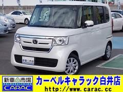N BOXG・Lホンダセンシング 新型 届出済未使用車 自動ブレーキ
