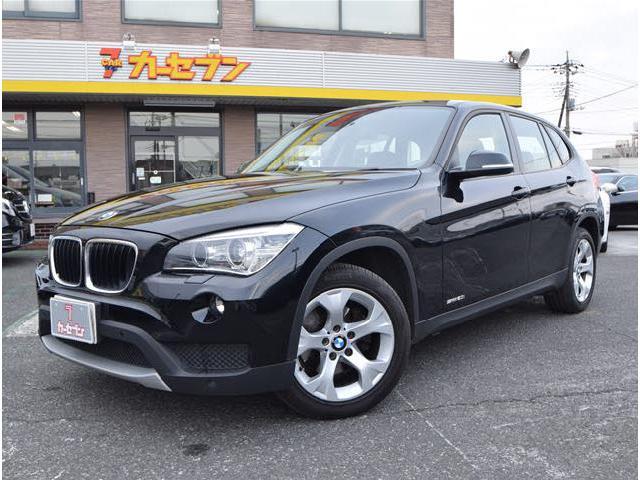 BMW X1 sDrive 20i純正ナビidrive バックカメ...