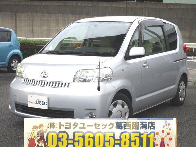 トヨタ 150r 純正DVDナビ CD ETC 片側パワードア