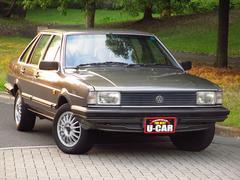VW サンタナGi 禁煙車 走行4万キロ台 2.5万キロ時Tベルト交換済