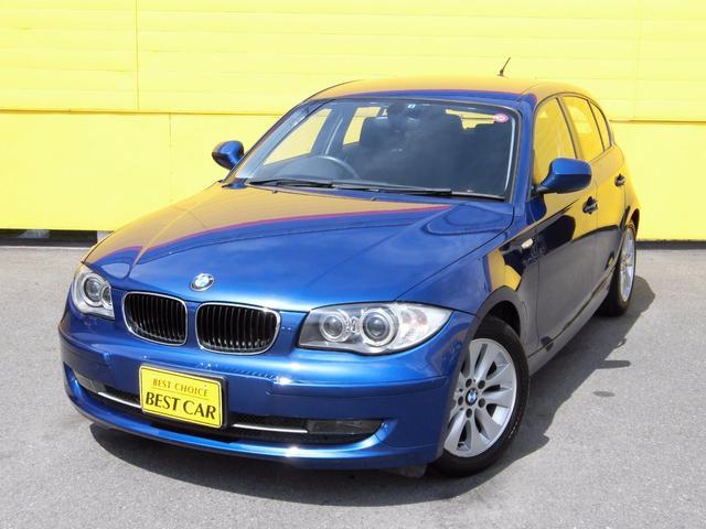 BMW 1シリーズ 116i 後期直噴モデル 社外HDDナビ ET...