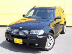 BMW X32.5si MスポーツパッケージI 後期型 純正HDDナビ
