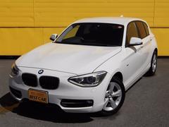 BMW116i スポーツ 純正HDDナビ HID ETC