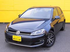 VW ゴルフオールスター 300台限定車 純正ナビ HID