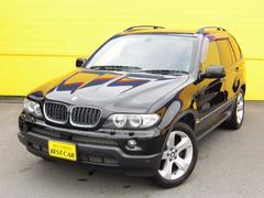 BMW X53.0i 後期型 本革シート サンルーフ
