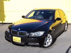 BMW320i Mスポーツパッケージ 社外ナビ HID 純正AW