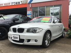 BMW130i Mスポーツ HDDナビ プッシュスタート