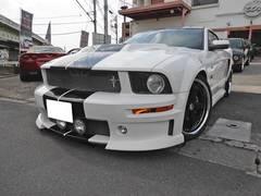 フォード マスタング V8 GT プレミアム エレノア HDDナビ 20AW(フォード)