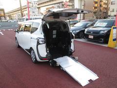 シエンタX ウェルキャブ福祉車両 車いす仕様スロープタイプ