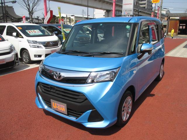 トヨタ X S スマートアシスト2 地デジSDナビ バックカメラ