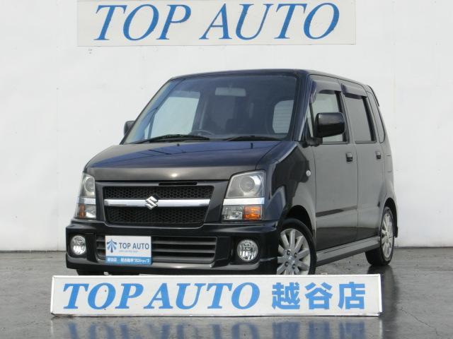 スズキ ワゴンR RR RR−DI ターボ HDDナビ HID キ...