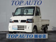 クリッパートラックSD パートタイム4WD 5速マニュアル 修復歴無 1年保証