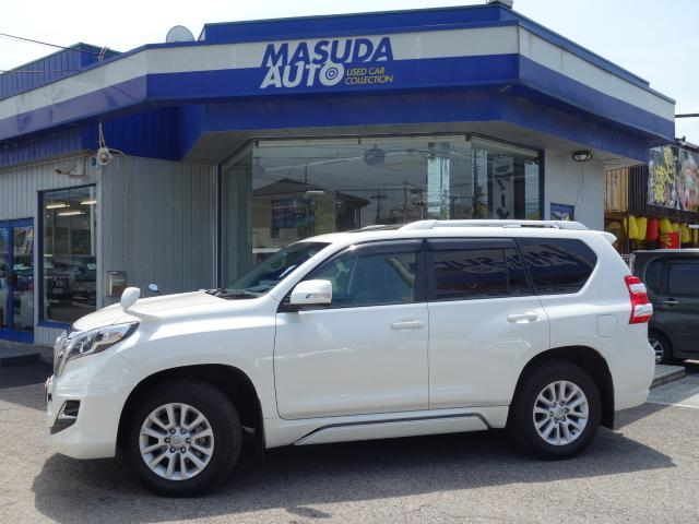 Photo of TOYOTA LAND CRUISER PRADO TZ-G / used TOYOTA